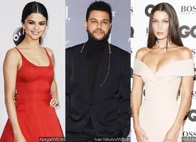 selena gomez may dump the weeknd after he's caught texting ex bella hadid