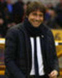 You won't believe who is helping Antonio Conte at Chelsea
