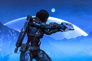 Mass Effect: Andromeda offers a more personal story in an even bigger galaxy