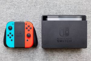 nintendo switch hands-on: hardware makes a promising start, but software questions remain