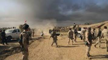 Iraq's special forces begins assault against IS on military base south of Mosul
