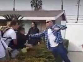 lapd officer could face charges for off-duty scrum with teens