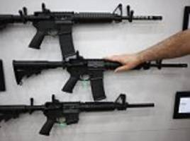 Assault weapons NOT protected under the Second Amendment