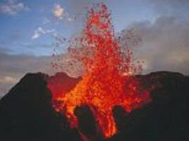 Volcano expert falls in a volcano... and survives