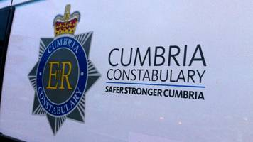 Cumbria Police officer charged with child sex offences