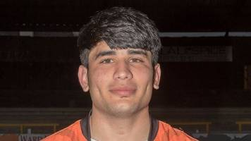 said jamal from afghanistan on cusp of castleford tigers spot