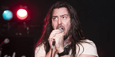 andrew w.k.'s new app gives you a bloody nose
