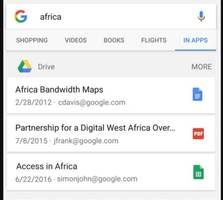 Android users can now find Google Drive files right in Search