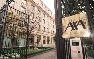 axa is prepping for frexit and ready to turn down deals