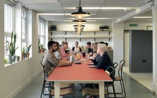 how airbnb is revolutionising the way offices are designed