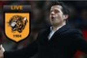 live hull city news and rumours - tigers return to england from...