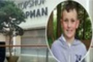 boy, 10, 'killed by queue barrier' in topshop on family trip,...