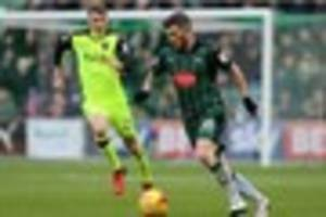 On-loan Plymouth Argyle winger Matt Kennedy has wowed his new...