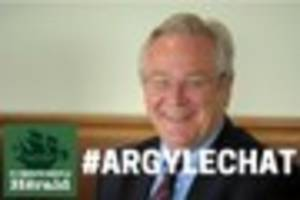Plymouth Argyle chief executive to guest star on our podcast show...