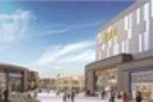 New retail and leisure complex in Hanley takes another step to...