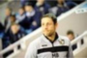 Michael Brown says Port Vale can cope with pressure of survival...