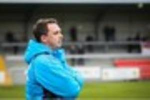 forest green coach in running for eastleigh job