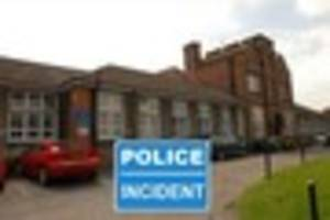 Robert Napier School was 'locked down' this morning after a...