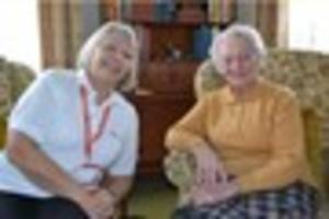 become a volunteer for red cross support at home service