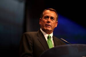 Former House Speaker Boehner:  Republicans Won't Repeal And Replace Obamacare