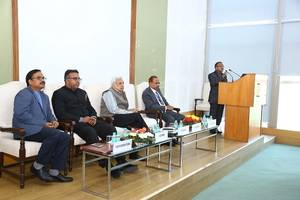 Round Table on 'Management for the Future' Organized by Jindal Global Business School (JGBS) and Association of Indian Management Schools (AIMS)