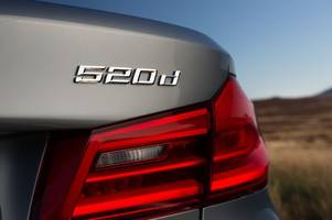 BMW - the new five star 5 Series now in its seventh generation