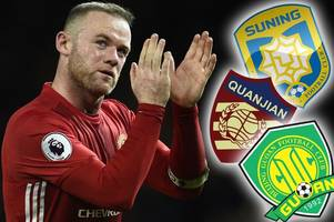 manchester united star wayne rooney set for efl cup final farewell