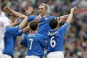 rangers icon fernando ricksen's star-studded benefit match heading for a sell-out