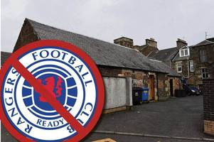 rangers supporters club refused booze licence after neighbour complaints