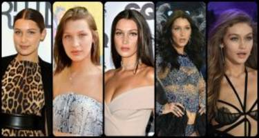 going under the knife: check out bella hadid's before and after alleged surgery photos!