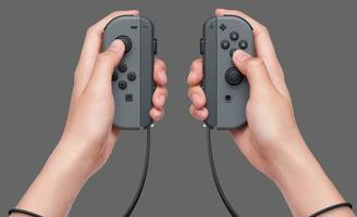 Nintendo Switch's control options won't be optional for some