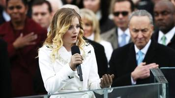 Trump singer Evancho 'disappointed' by transgender policy