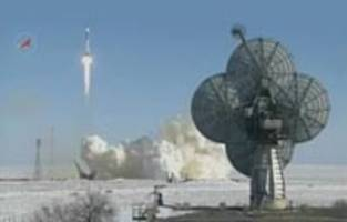 Russia successfully launches space freighter after crash