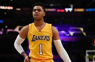 Magic Johnson laid out his expectations for D'Angelo Russell in a note