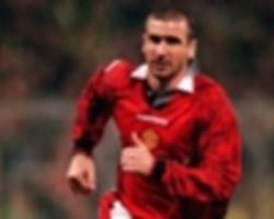 cantona reveals his best ever team-mate... and it's not a man united player!