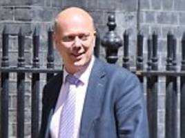 Beware of buying diesel vehicles, Chris Grayling warns