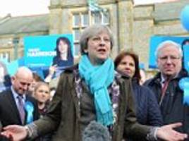 does copeland mean it's time for may to call an election?