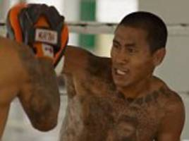 inside thai prison where murderers fight for their freedom