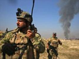 Iraqi forces try to strike a deal with local ISIS fighters
