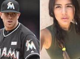 marlins pitcher jose fernandez revealed previously married
