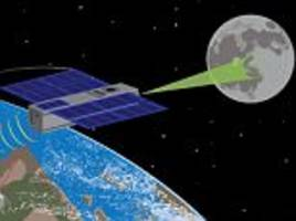 Moon watching satellite will beam home real-time video