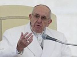 pope: 'it is better to atheist than hypocritical catholic'