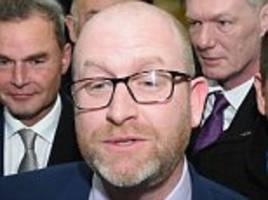 Ukip leader Paul Nuttall clings on despite Stoke defeat