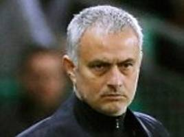 Man Utd news: What are Jose Mourinho's options for final?