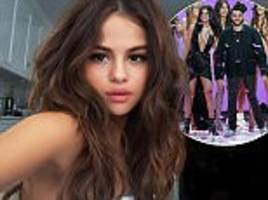 Selena Gomez 'heads to the Netherlands to see The Weeknd'
