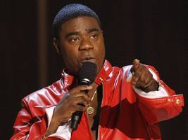 tracy morgan's big comeback is a stand-up special coming to netflix