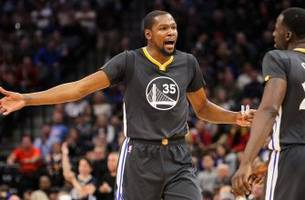 Kevin Durant rips Shaq after O'Neal feuds with JaVale McGee