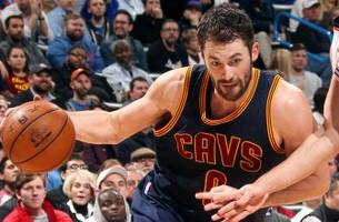 kevin love expected to return for playoffs
