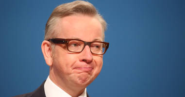 Gove Goes For Broke - He's Waded In On Trump's Future