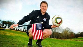 scotland's top footgolfer joins ryder cup-style contest